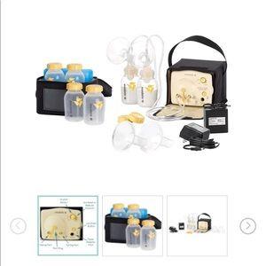Medela Pump In Style Advanced Set With Cooler Set